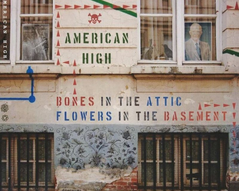Artist Spotlight  American High Releases 'Bones in the Attic, Flowers in the Basement'