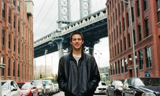 "Matteo Scher Releases ""New York And Me"""