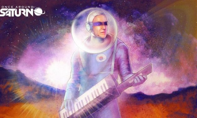 """Once Around Saturn Releases """"Fortress Of Love"""" ft. Amanda Easton"""