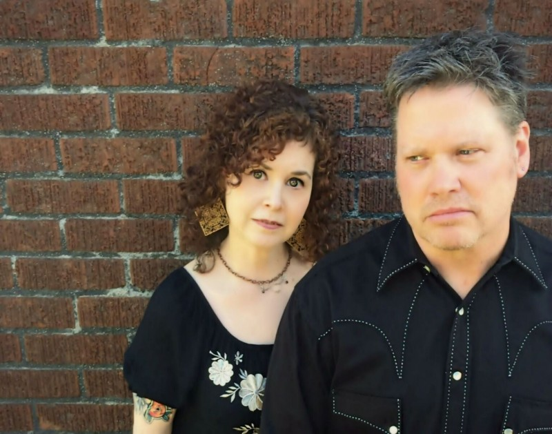 """Americana/Alt-Country Duo, Silver Lake 66, Releases """"Let Go Or Be Dragged"""""""
