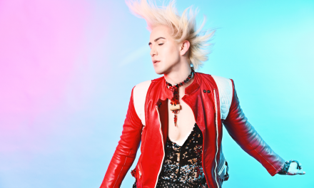 Ricky Rebel: Profile of a Rising Star by Eileen Shapiro