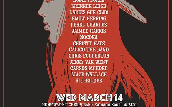 "SXSW Music Industry Panel:  ""Women Walk The Line:  Paving the Road to Parity in the Country/Roots Genre"""
