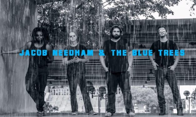 "Jacob Needham & The Blue Trees: ""Southern Americana Groove Rock"" by Eileen Shapiro"