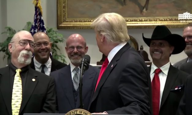 Not One Woman from the Music Industry Was Present at Trump's MMA Signing Ceremony