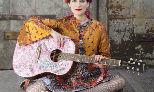 Rachael Sage And The Sequins: Exclusive Live Recording