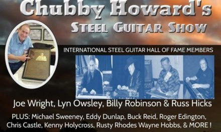 Richard Lynch Plays Host To Hall Of Famers At 23rd Annual Steel Guitar Event