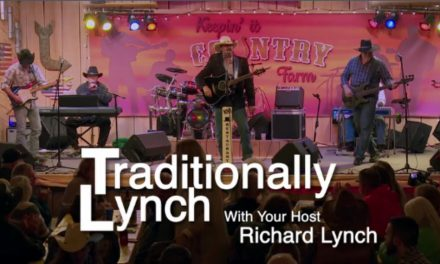 "Chart-Topping Country Artist From Ohio Goes Global With ""Traditionally Lynch"" TV Show"