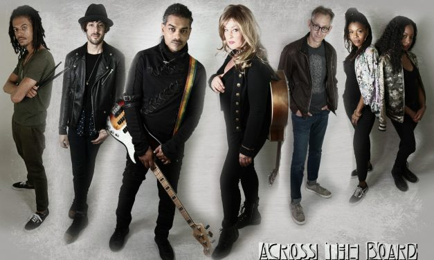 EXCLUSIVE INTERVIEW: Top 5 iTunes Rock Band Across The Board