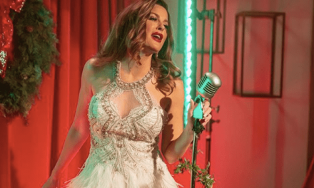 Hilary Roberts drops 'Christmas with You' music video just in time for the holiday season!