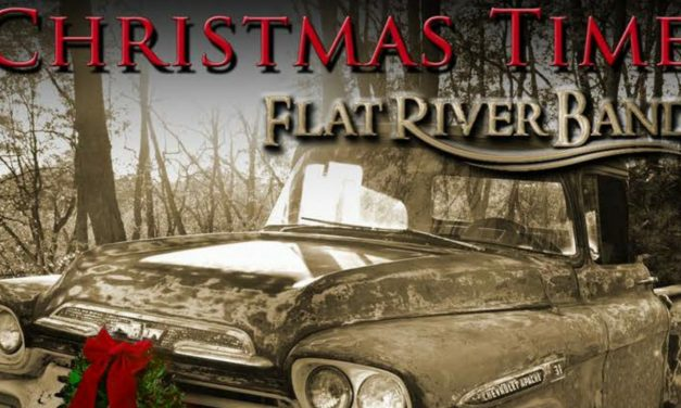 "Flat River Band are releasing ""Christmas Time"" to radio"