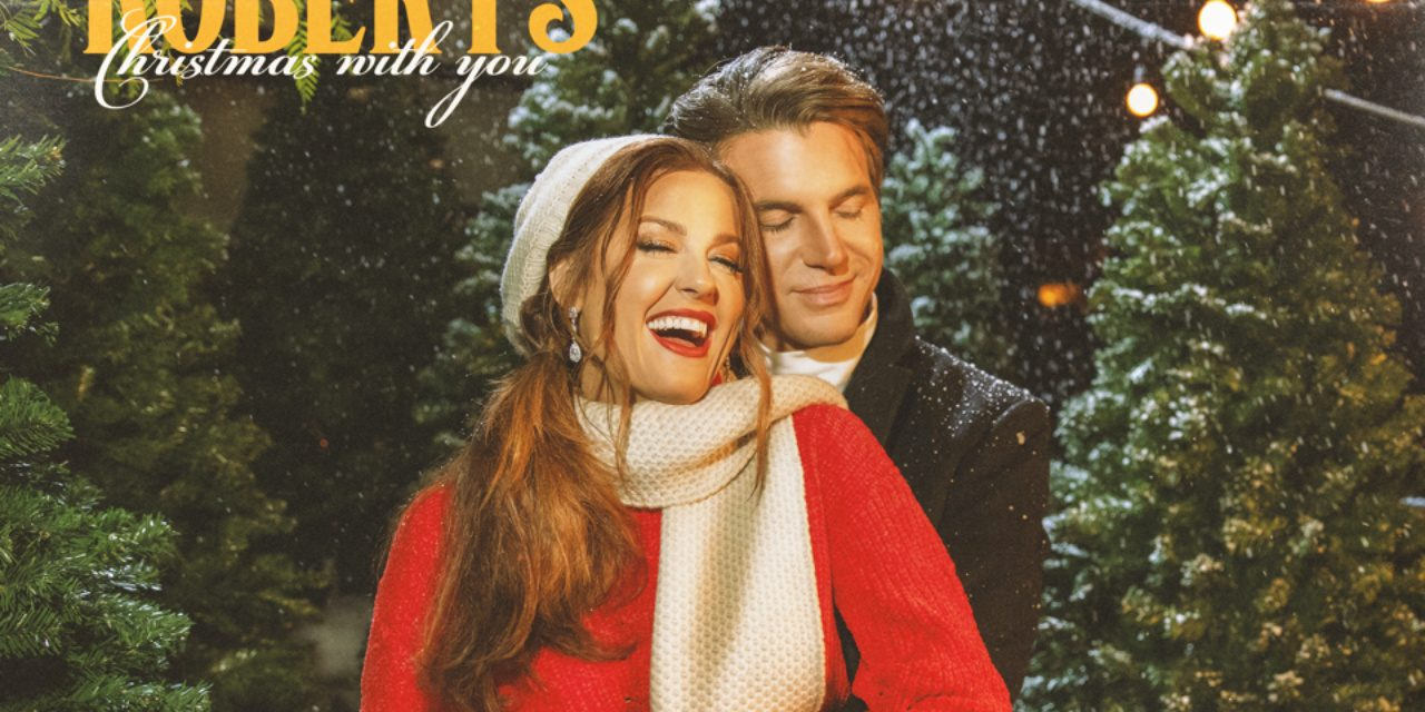 'Tis the season for singing sensation, Hilary Roberts, to spread cheer for all to hear, with the infectiously festive new track, 'Christmas with You'.