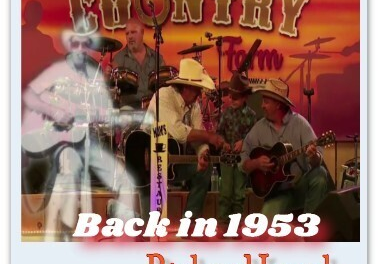 "Richard Lynch Pays Homage To His Daddy's Gibson Guitar On New Single ""Back In 1953."""