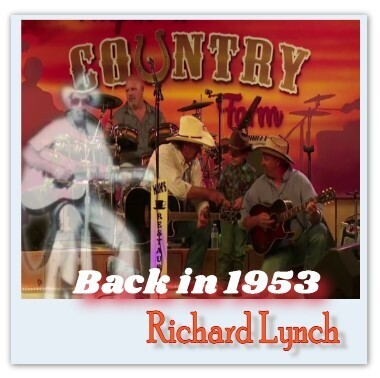 """Richard Lynch Pays Homage To His Daddy's Gibson Guitar On New Single """"Back In 1953."""""""