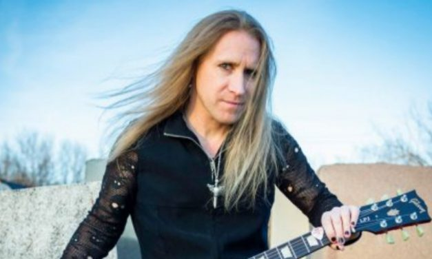 "Canadian Guitarist Darren Michael Boyd Overcomes Car Accident To Release Debut LP ""Lifting The Curse"""
