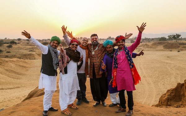 Sufi Hip-Hop Project Jhalaak Release 2nd Single & Debut Album Out in May!