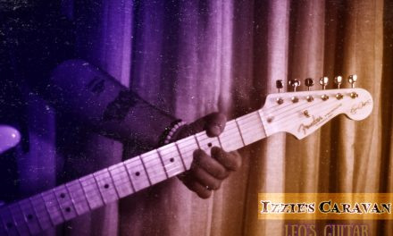 Prolific Blues Rock Guitarist Leads Izzie's Caravan To MTS Records
