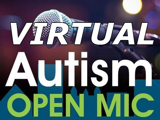 Award-winning Non-Profit Overcomes Social Distancing With Virtual Autism Open Mic