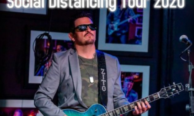 Live Music Returns! Mike Zito's 'Social Distancing Tour 2020' Kicks Off At The Shrine in Tulsa