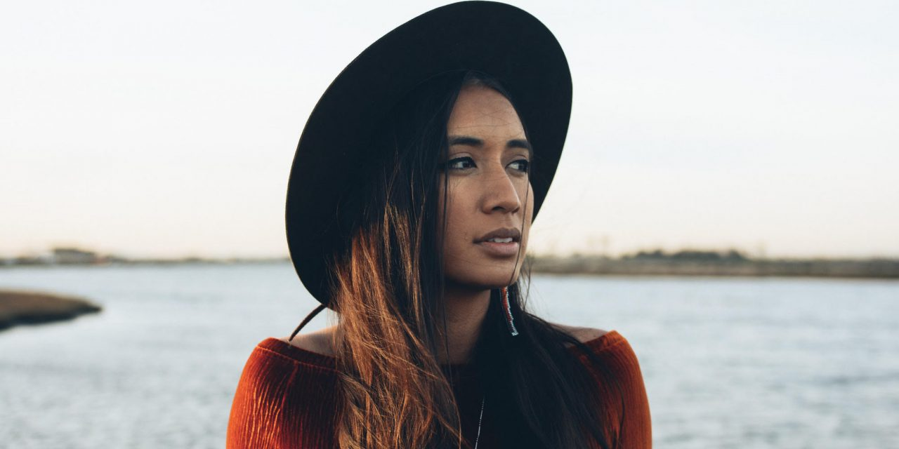 Multicultural Activist Raye Zaragoza New Single