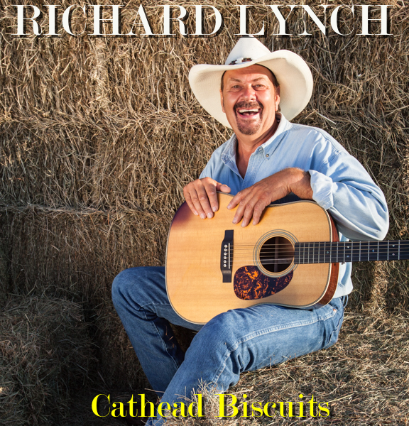 "Richard Lynch Recalls Mama's Downhome Cookin' On ""Cathead Biscuits"" Single"