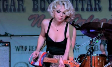 The Samantha Fish International Cigar Box Guitar Video Playoffs