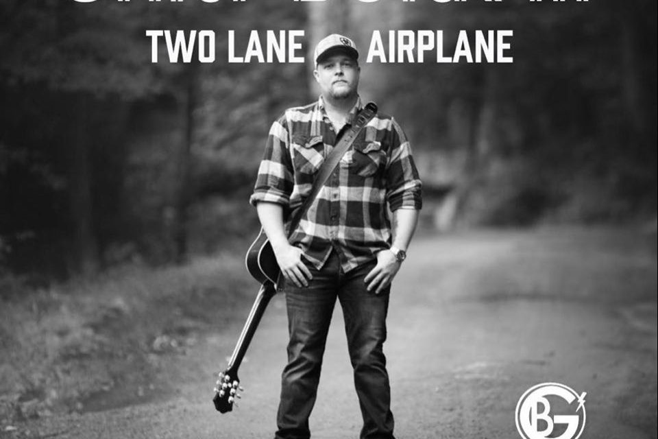 """Love & Theft's Eric Gunderson Produces Gary Burk III's New Single """"Two Lane Airplane"""" Out Friday"""