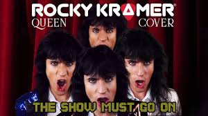 "Review: Rocky Kramer ""The Show Must Go On"" by Bruce Kent"
