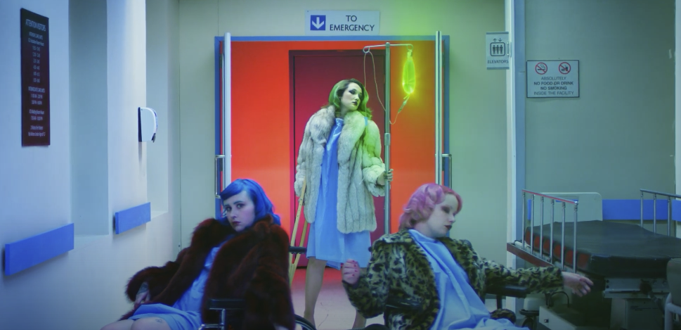 "Watch The Nursery's ""Radium Girls"" Music Video"