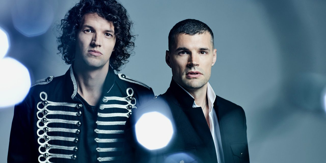 4X GRAMMY® AWARD-WINNING DUO for KING & COUNTRY ANNOUNCES 'A DRUMMER BOY CHRISTMAS'