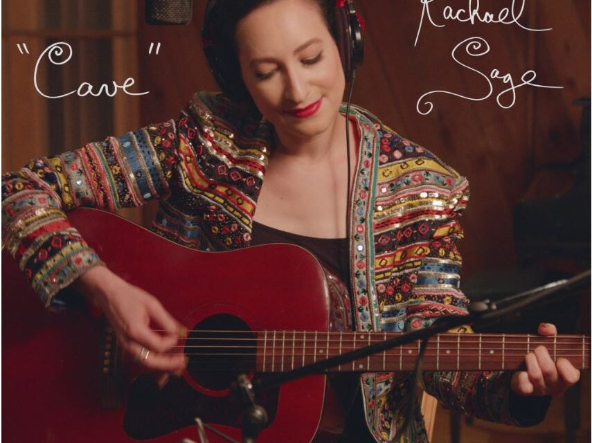 Rachael Sage releases intimate music video for powerful new song 'Cave'