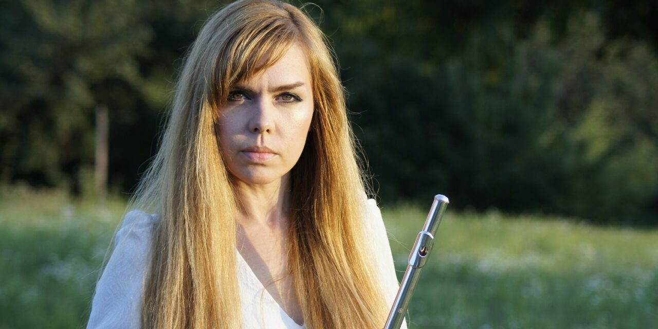 Austrian-based Flutist Szintra Releases New Music On October 30th