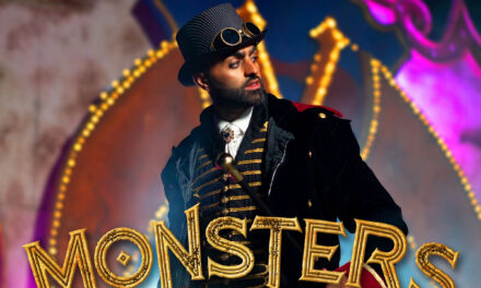 "Talking ""Monsters"" With ""The Sultan"" Of Pop"