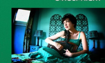 "Grey DeLisle releases magical rendition of ""O Holy Night"""