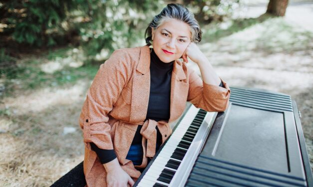 """Singer-songwriter Michelle Amador Discovers """"You Are Where You Belong"""""""