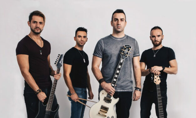 Talking Alternative Metal With Italy's Sonic Crush