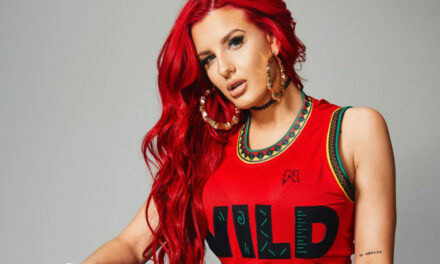 """TV Personality Justina Valentine drops eccentric new track """"Lucky You"""""""