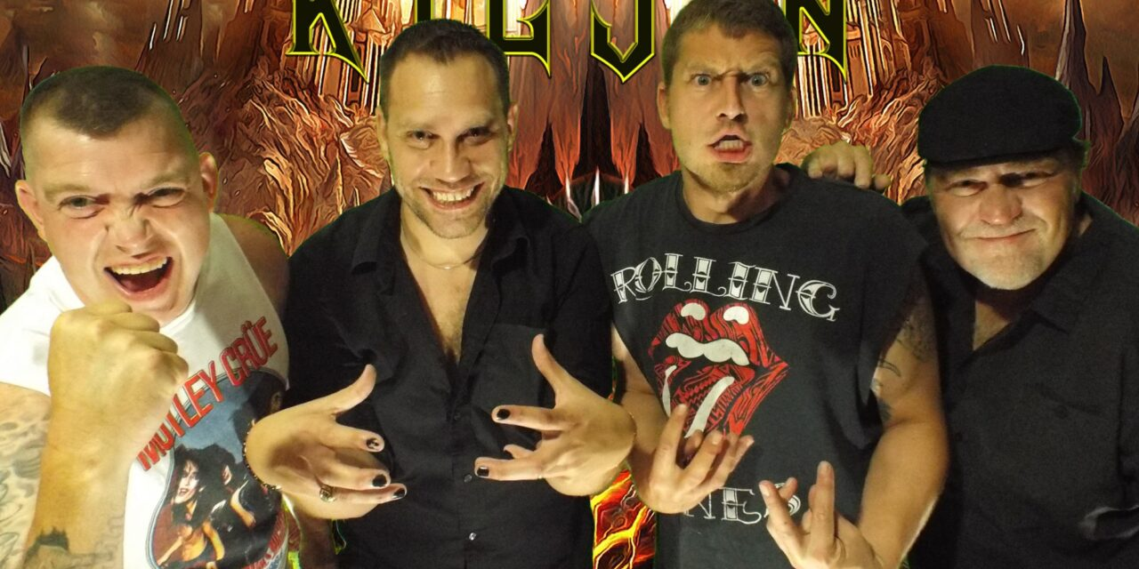 KILJIN KEEPS METAL ALIVE DURING PANDEMIC