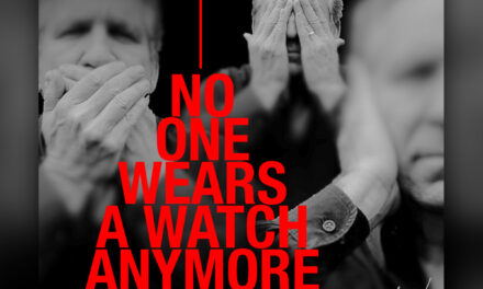 """John Vento Brings Social Consciousness On Latest Single """"No One Wears A Watch Anymore"""""""