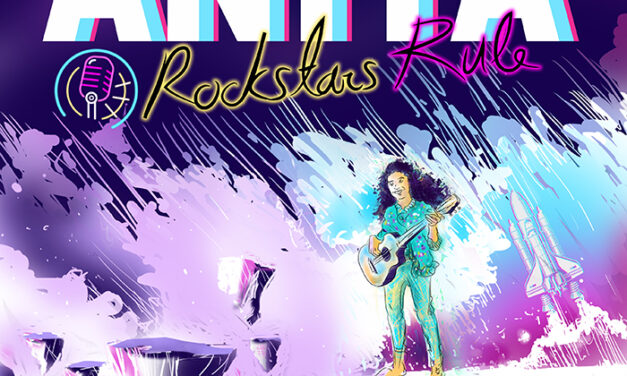 "Aniya Vibes Releases Debut Single ""Rockstars Rule"""