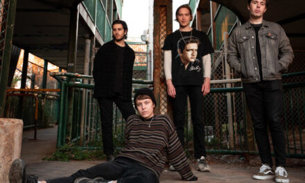 """The Effens Share New Single """"Pavement Age"""""""