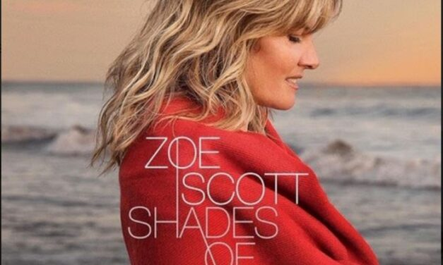 Zoe Scott brings SHADES OF LOVE to Stevie Wonder's 'My Cherie Amour'