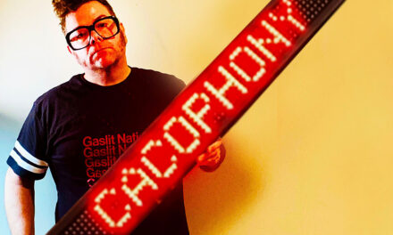 """Singer-songwriter Greg Hoy releases catchy new single """"Cacophony"""""""