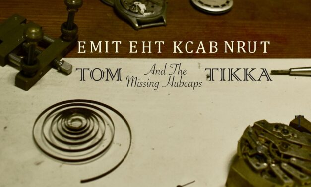 """Power Pop Rock Group Tom Tikka & The Missing Hubcaps """"Turn Back The Time"""" With Latest Single And Video"""
