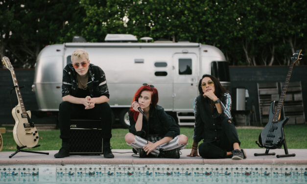 Introducing All Girl Punk Band Kissflame