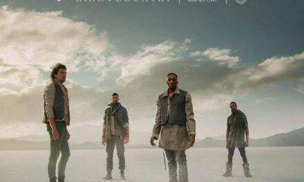 for KING & COUNTRY teams up with Lecrae & The WRLDFMS' Tony Williams for 'Amen [Reborn]'