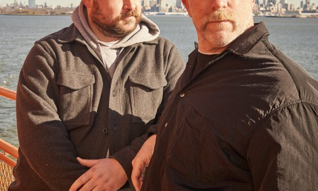 """Indie Duo MAN ON MAN releases new pop love song """"Stohner"""""""
