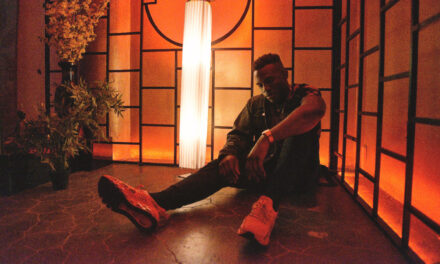 """African Born but Maryland Raised Feriano JX releases vulnerable new single """"Night Fall"""""""