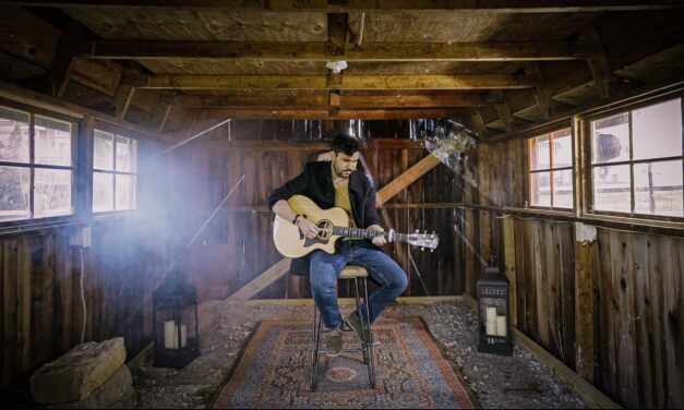 """Newest singer songwriter T.A. Parker releases precious new single """"Endless"""""""