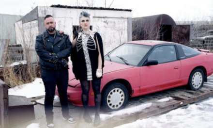 """GHOST TWIN REVEALS DARK SYNTH POP SINGLE """"BECOME CONTROL"""""""