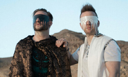 """New music duo The Private Language drop new cover single """"Everybody Wants To Rule The World"""""""